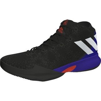 Skor Barn Höga sneakers adidas Originals CRAZY HEAT J NEGRO