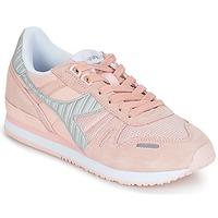 Skor Dam Sneakers Diadora TITAN II W Rosa