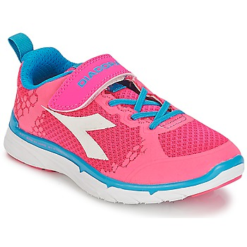 Skor Flick Sneakers Diadora NJ-303-1 JR Rosa