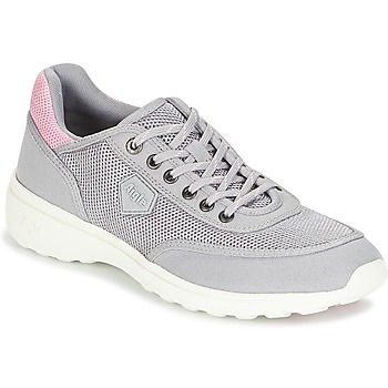 Skor Dam Sneakers Aigle LUPSEE W MESH Grå / Rosa
