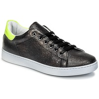 Skor Barn Sneakers Young Elegant People EDENI Svart / Gul / Neon