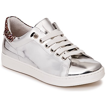 Skor Flick Sneakers Young Elegant People EDENIL Silver