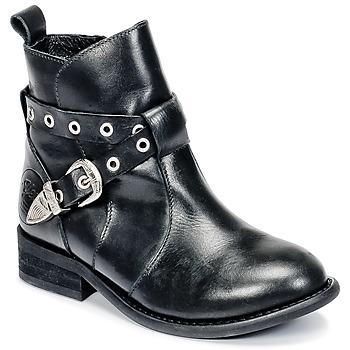 Skor Flickor Boots Young Elegant People CALYPSOM Svart