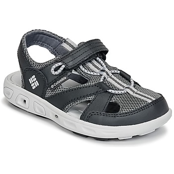 Skor Barn Sportsandaler Columbia CHILDRENS TECHSUN™ WAVE Svart