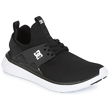 Skor Herr Sneakers DC Shoes Meridian M SHOE BKW Svart