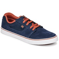 Skor Herr Sneakers DC Shoes TONIK M SHOE NVB Blå / Orange