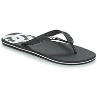 Skor Herr Flip-flops DC Shoes SPRAY M SNDL BLW Svart / Vit