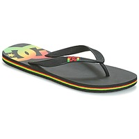 Skor Herr Flip-flops DC Shoes SPRAY M SNDL RST Svart