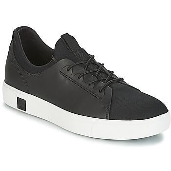 Skor Herr Sneakers Timberland AMHERST LTHR LTT SNEAKER Svart