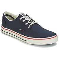 Skor Herr Sneakers Tommy Hilfiger VIC 1 Blå