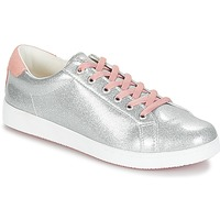 Skor Dam Sneakers Mellow Yellow DAZELY Silver