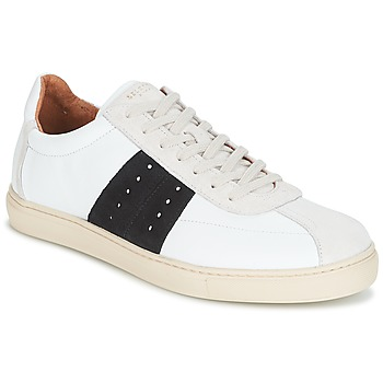Skor Herr Sneakers Selected SHNDURAN NEW MIX SNEAKER Vit / Marin