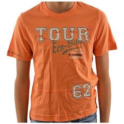 textil Barn T-shirts Diadora  Orange