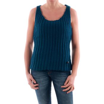 textil Dam Tröjor Amy Gee AMY04202 Azul