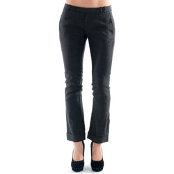 textil Dam Chinos / Carrot jeans Amy Gee AMY04300 Gris oscuro