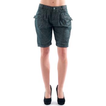 textil Dam Shorts / Bermudas Amy Gee AMY04303 Gris