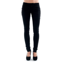 textil Dam Chinos / Carrot jeans Amy Gee AMY04309 Negro