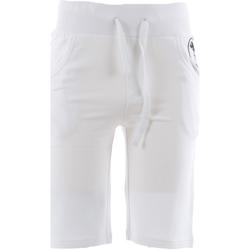 textil Herr Shorts / Bermudas Frankie Garage FGE02051 Blanco