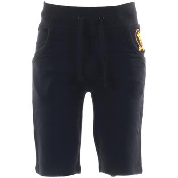 textil Herr Shorts / Bermudas Frankie Garage FGE02052 Negro