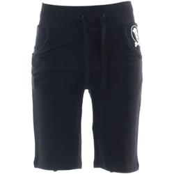 textil Herr Shorts / Bermudas Frankie Garage FGE02054 Negro