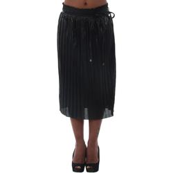 textil Dam Kjolar Fornarina MARINE_ANTHRACITE Negro