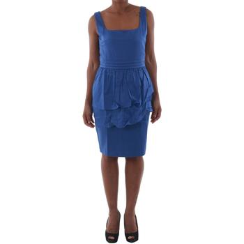 textil Dam Korta klänningar Fornarina JOSETTE_ROYAL Azul