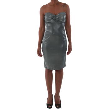 textil Dam Korta klänningar Fornarina EMILIE_PLUS_SILVER Verde