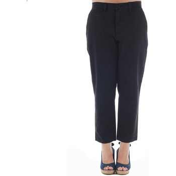 textil Dam Chinos / Carrot jeans Gas GAS01164 Negro