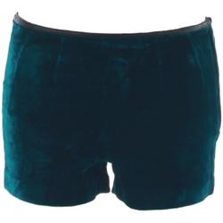 textil Dam Shorts / Bermudas Silvian Heach SIL06160 Verde oscuro