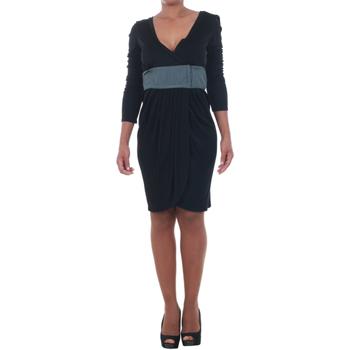 textil Dam Korta klänningar Silvian Heach SIL13565 Negro