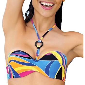 textil Dam Bikinibyxa / Bikini-bh Antigel EBA7127 VT Flerfärgad