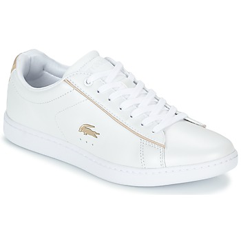 Skor Dam Sneakers Lacoste CARNABY EVO 118 6 Vit