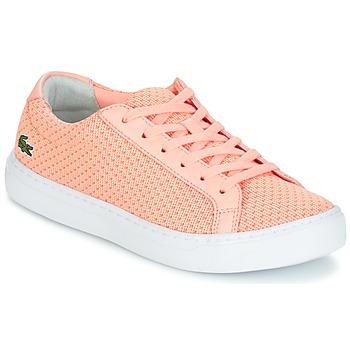 Skor Dam Sneakers Lacoste L.12.12 LIGHTWEIGHT1181 Rosa