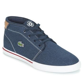 Skor Herr Sneakers Lacoste AMPTHILL 118 1 Blå