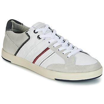 Skor Herr Sneakers Levi's BEYERS Vit