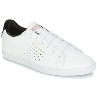 Skor Dam Sneakers Le Coq Sportif AGATE LO S LEA/SATIN Vit