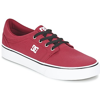 Skor Herr Sneakers DC Shoes TRASE TX MEN Röd / Svart