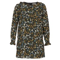textil Dam Korta klänningar Betty London HOTU Svart / Flerfärgad