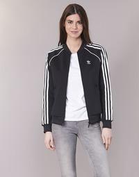 textil Dam Sweatjackets adidas Originals SST TT Svart