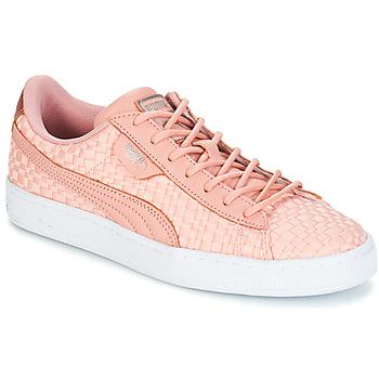 Skor Dam Sneakers Puma BASKET SATIN EP WN'S Persika