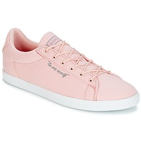 Skor Dam Sneakers Le Coq Sportif AGATE LO CVS/METALLIC Rosa