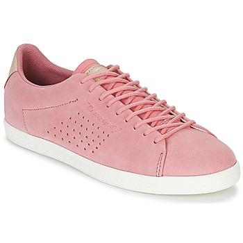 Skor Dam Sneakers Le Coq Sportif CHARLINE SUEDE Rosa