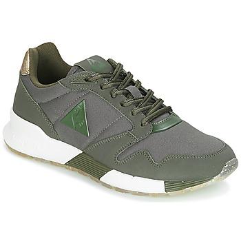 Skor Dam Sneakers Le Coq Sportif OMEGA X W METALLIC Kaki