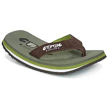 Skor Herr Flip-flops Cool shoe ORIGINAL Kaki / Brun