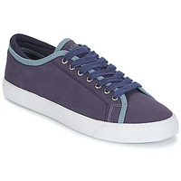 Skor Herr Sneakers Hackett MR CLASSIC PLIMSOLE Marin