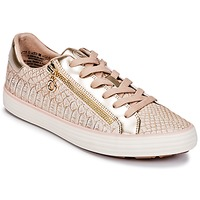 Skor Dam Sneakers S.Oliver BOOMBO Rosa / Guld