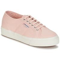 Skor Dam Sneakers Superga 2730 COTU Rosa