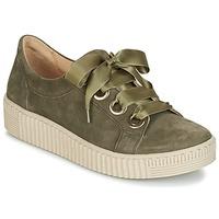 Skor Dam Sneakers Gabor BOSER Kaki