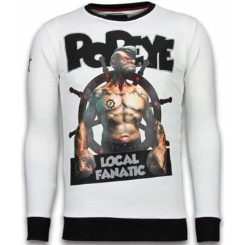 textil Herr Sweatshirts Local Fanatic Popeye The Sailor Vit