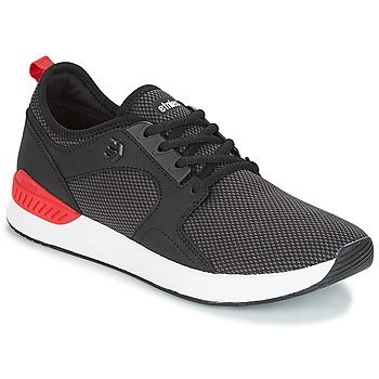 Skor Herr Sneakers Etnies CYPRUS SC Svart / Röd